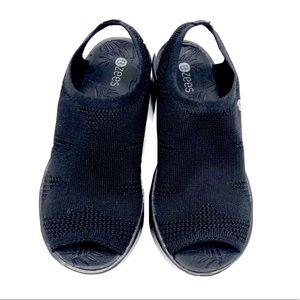 Bzees Shoes - B Zees NWOT Women's Secret Black Sandal Size 6.5